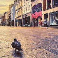 Lockdown w Dublinie przejdzie na poziom 4 lub 5