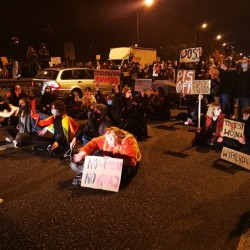 Protesty i blokady w Polsce przeciwko ustawie antyaborcyjnej