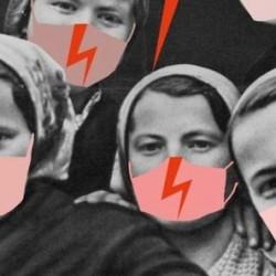 Polskie kobiety protestowały także w Irlandii