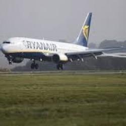 Pijana Irlandka wysadzona z samolotu