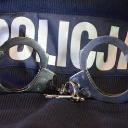 Poszukiwany przez irlandzki sąd zatrzymany przez policjantów z Grodziska