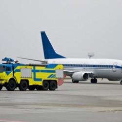 Samolot do Irlandii awaryjnie lądował w Gdańsku