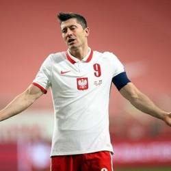 Lewandowski nie zagra na Wembley