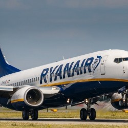 Ryanair nie mógł wpuścić pasażerów, samolot odleciał pusty