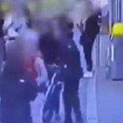 Zatrzymano nastolatków podejrzanych o wepchnięcie kobiety pod pociąg
