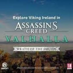 Irlandia promuje się z pomocą Assassins Creed Valhalla