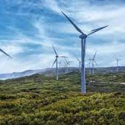 Turbiny wiatrowe jako meble ogrodowe