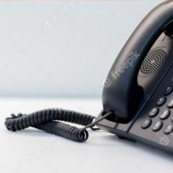 Anonimowe obraźliwe telefony do naczelnego lekarza kraju