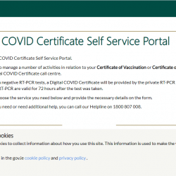Portal do pomocy przy załatwianiu certyfikatów