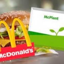 McDonalds wprowadzi do sprzedaży wegańskiego burgera