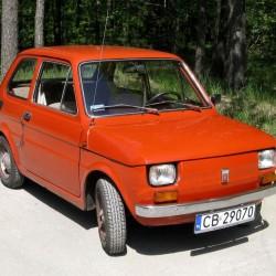 Polacy jeżdżą najstarszymi samochodami, Irlandczycy najnowszymi