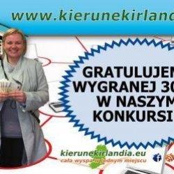 Zwyciężczyni konkursu odebrała nagrodę!