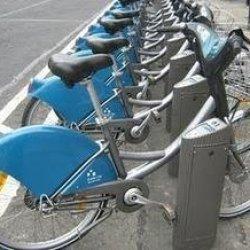 Dublin liderem rowerowym