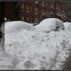Atak zimy w Usa.