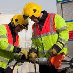 Pożar w Galway
