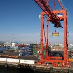 Irlandzki eksport rośnie w siłę.