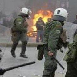 Grecja strajkuje