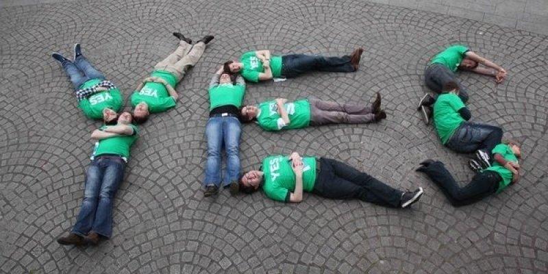 Irlandczyczy opowiedzieli się za paktem fiskalnym