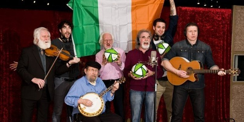 Irlandzki hymn na Euro
