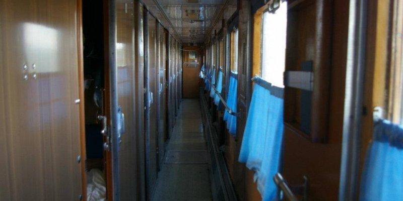 Basia Blog - odc. 3 Transsyberian