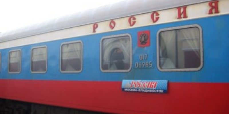 Basia Blog - odc. 11 Transsyberian Chabarowsk – Tyumen
