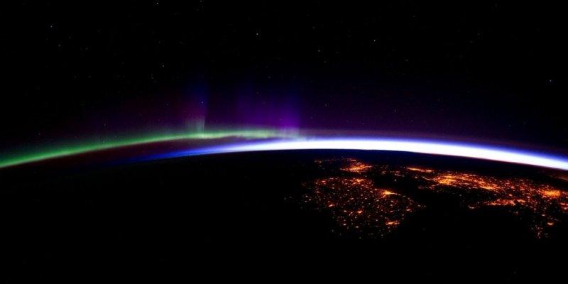Zobacz jak wygląda Irlandia nocą z kosmosu