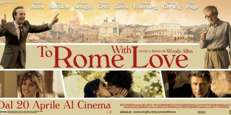 To Rome With Love / Zakochani w Rzymie