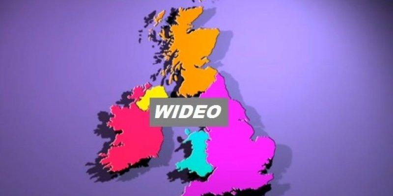 Irlandia nie leży w Wielkiej Brytanii