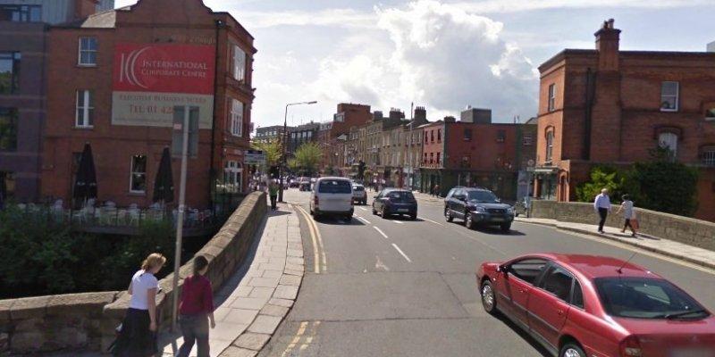Ciało mężczyzny wyciągnięto z kanału rzecznego w centrum Dublina