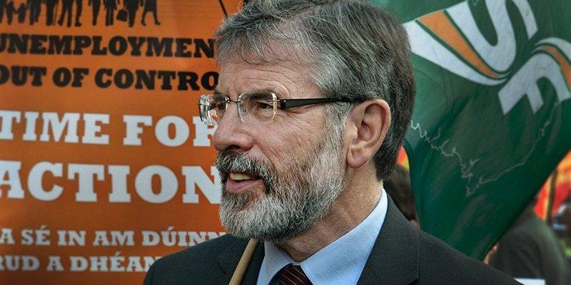 Rząd Irlandii powinien spadać... na drzewo