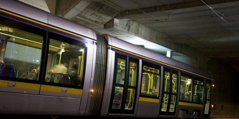 Strajk: Motorniczy LUASa zatrzymają dublińskie tramwaje