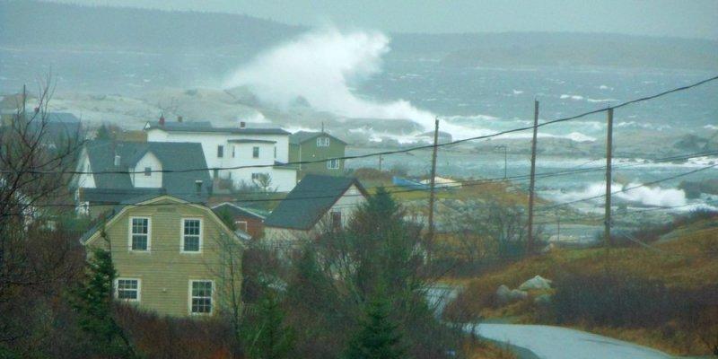 Ostrzeżenie pogodowe dla całej linii brzegowej Irlandii