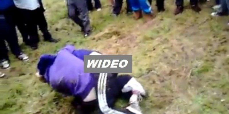 Garda wszczęła śledztwo po opublikowaniu nagrania walki dziewcząt z gimnazjum w Cork