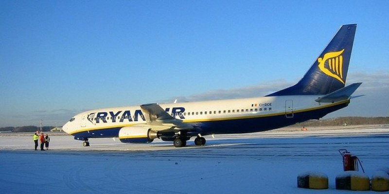 Ryanair dalej rozwija się i szuka nowych połączeń... z Rosją i w samej Rosji