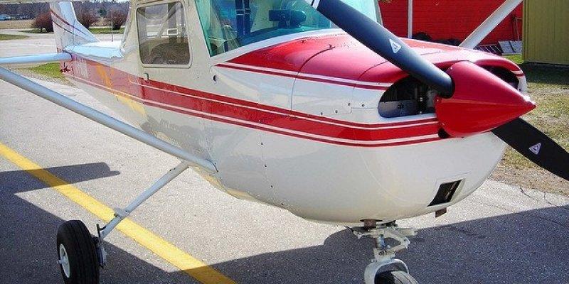 W katastrofie lotniczej w Offaly zginął pilot oraz jego uczeń