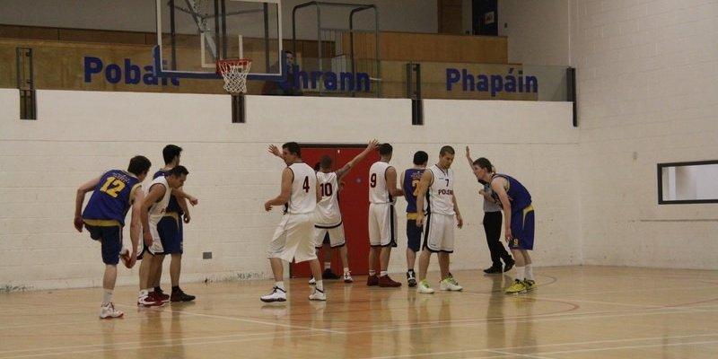 Nasi koszykarze dali łupnia drużynie UCD Marian