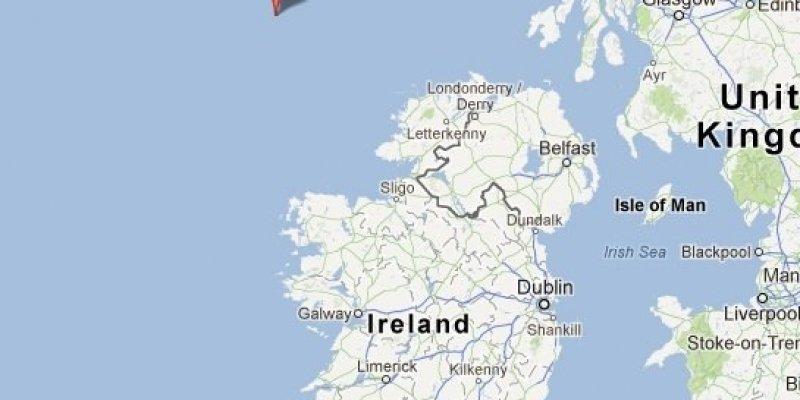Niewielkie trzęsienie ziemi nawiedziło irlandzkie wybrzeże