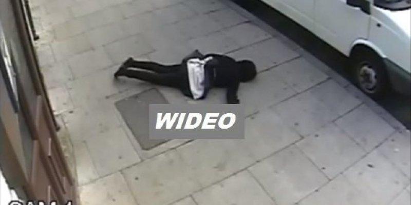 Nastolatka ofiarą niezawinionego ataku w Londynie