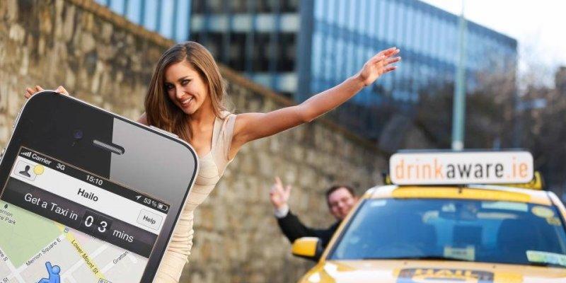 Vouchery wartości 500 000 euro na taxi w Dublinie dla każdego