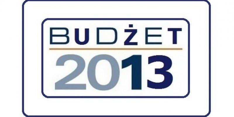 Budżet 2013: W górę akcyza na papierosy i alkohol, cięcia w zasiłkach rodzinnych