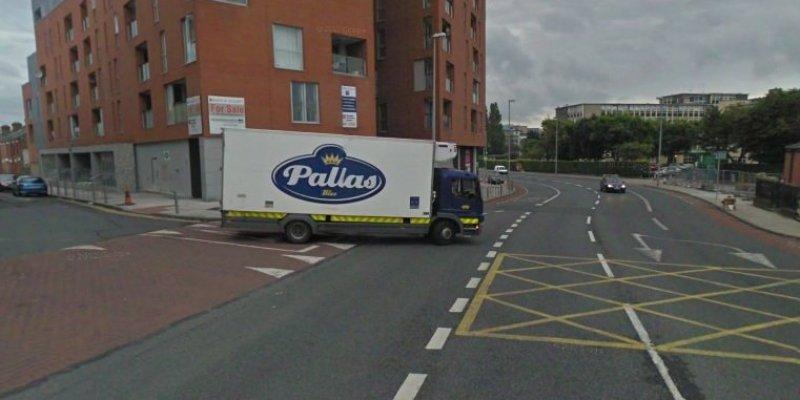 Ciało mężczyzny znaleziono na ulicy w Dublin 8
