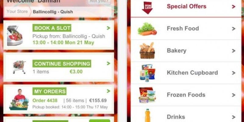 SuperValu wypuszcza dla swoich klientów aplikację do robienia zakupów