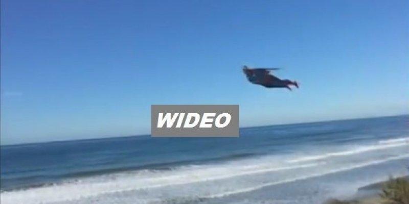 Czy to ptak? Czy to samolot? Nie! To Superman