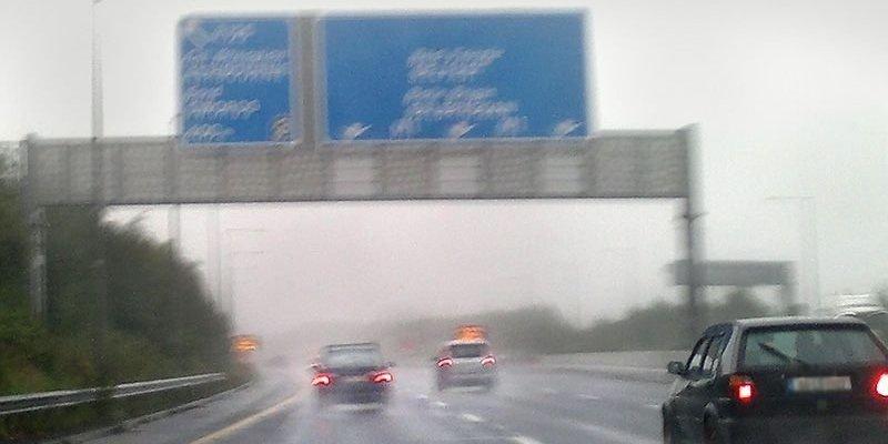 Ostrzeżenie pogodowe dla Galway, Kerry, Cork i Mayo