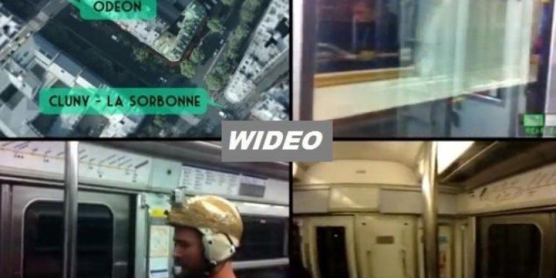 Człowiek kontra Metro