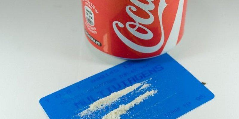 Garda przejęła kokainę wartości 40 000 euro