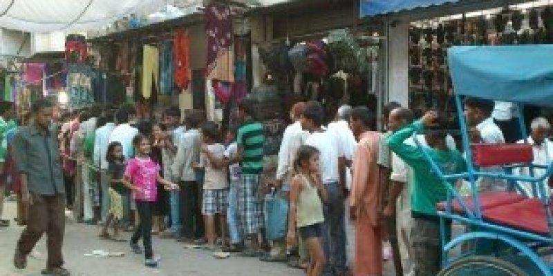 Basia Blog - odc.32 Welcome in India czyli jak w pierwszy dzień przeniknęłam do półświatka i zarobiłam pierwsze pieniądze
