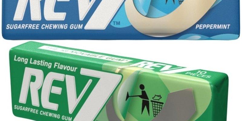 Całkowicie biodegradowalna guma łatwa do usunięcia z ubrań wchodzi na irlandzki rynek