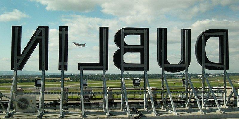 Pięciu polskich kibiców aresztowanych na lotnisku w Dublinie