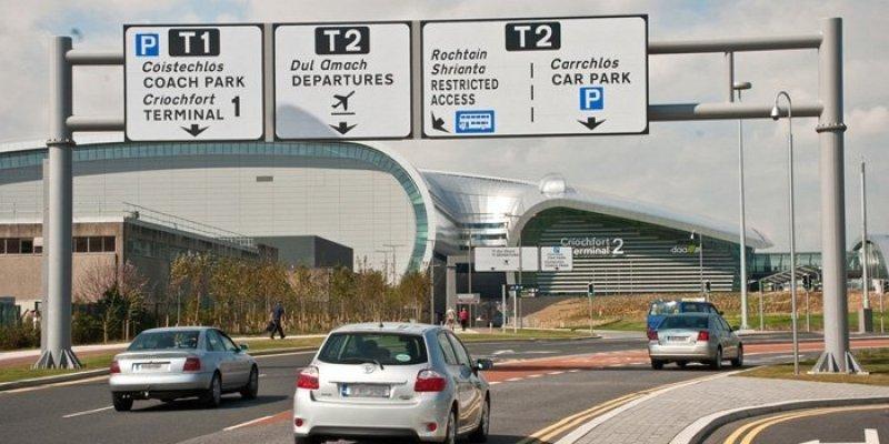Główny pas startowy na lotnisku w Dublinie otwarty. Loty odbywają się bez zakłóceń